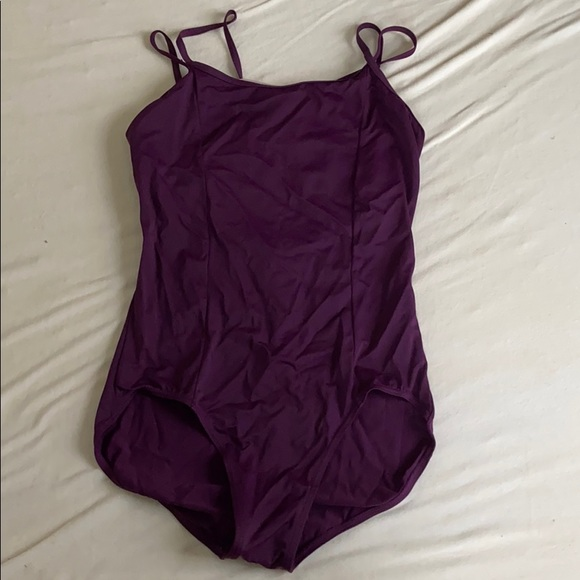 Purple Balera Leotard